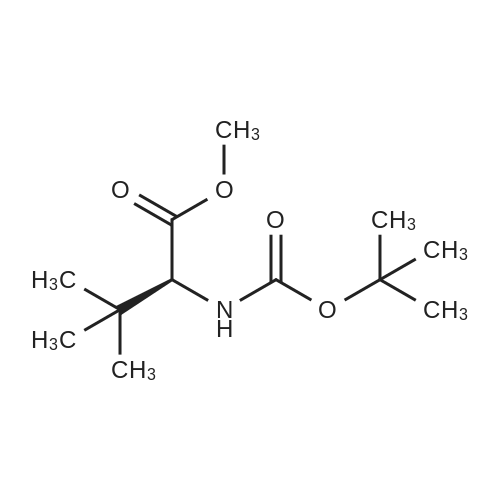 (S)-Methyl 2-((tert-butoxycarbonyl)amino)-3,3-dimethylbutanoate