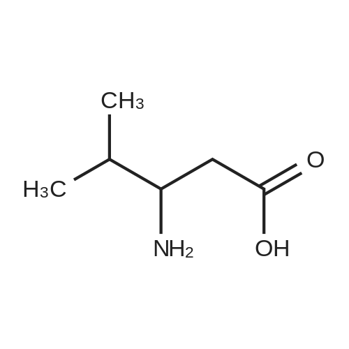 3-Amino-4-methylpentanoic acid