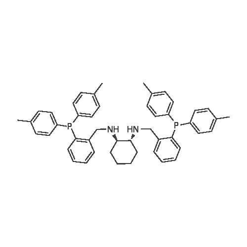 (1R,2R)-N1,N1-Bis(2-(di-p-tolylphosphino)benzyl)cyclohexane-1,2-diamine