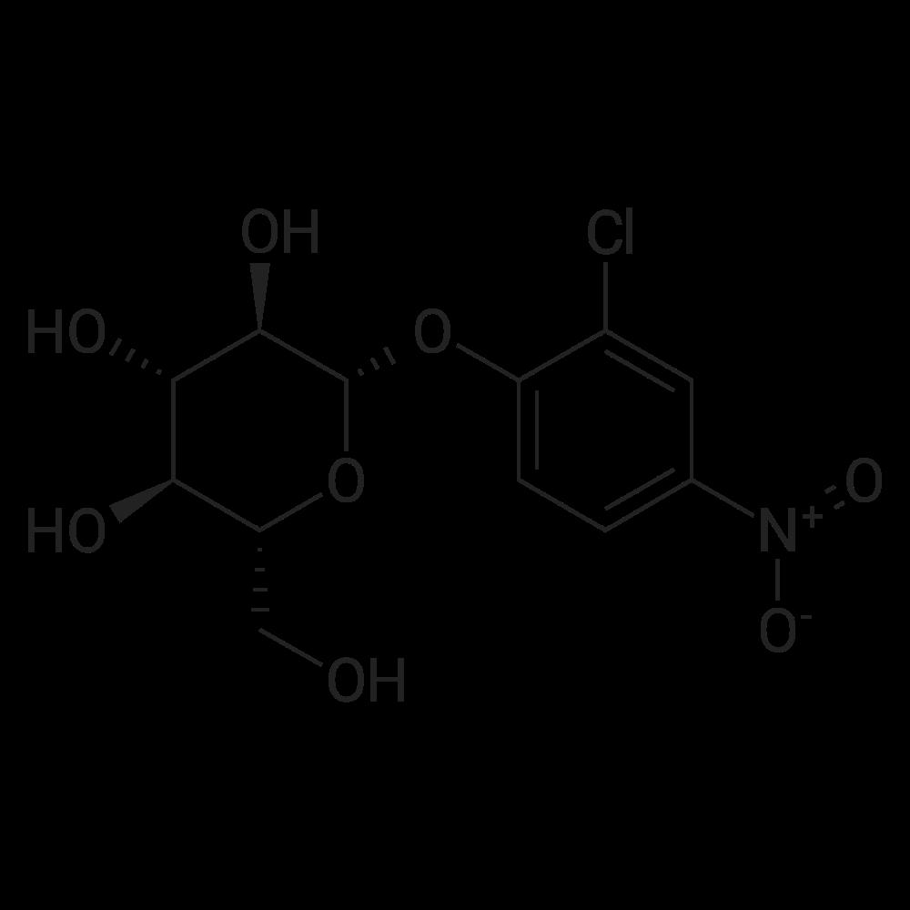 (2S,3R,4S,5S,6R)-2-(2-Chloro-4-nitrophenoxy)-6-(hydroxymethyl)tetrahydro-2H-pyran-3,4,5-triol