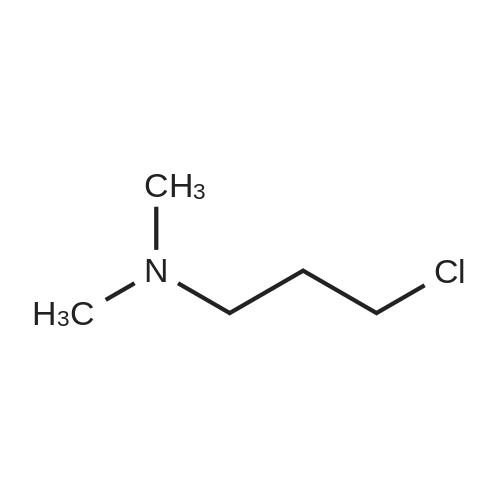 3-Chloro-N,N-dimethylpropan-1-amine