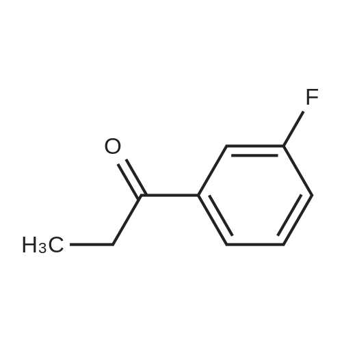 Chemical Structure| 455-67-4