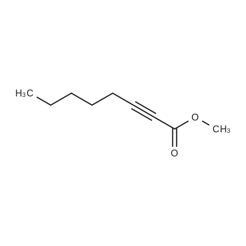 Methyl oct-2-ynoate
