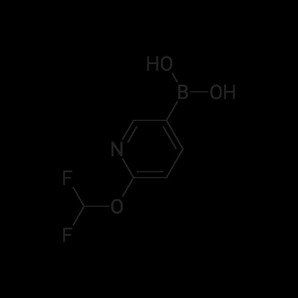 (6-(Difluoromethoxy)pyridin-3-yl)boronic acid