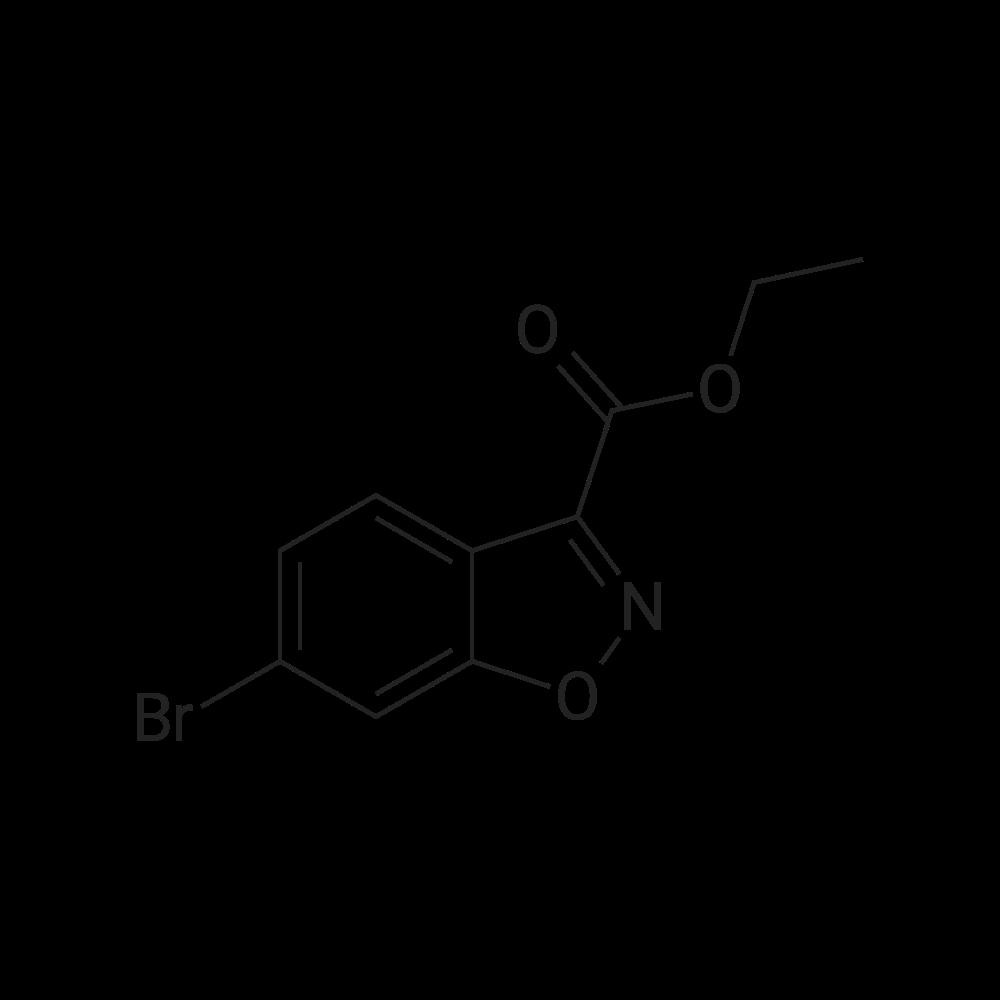 Ethyl 6-bromobenzo[d]isoxazole-3-carboxylate