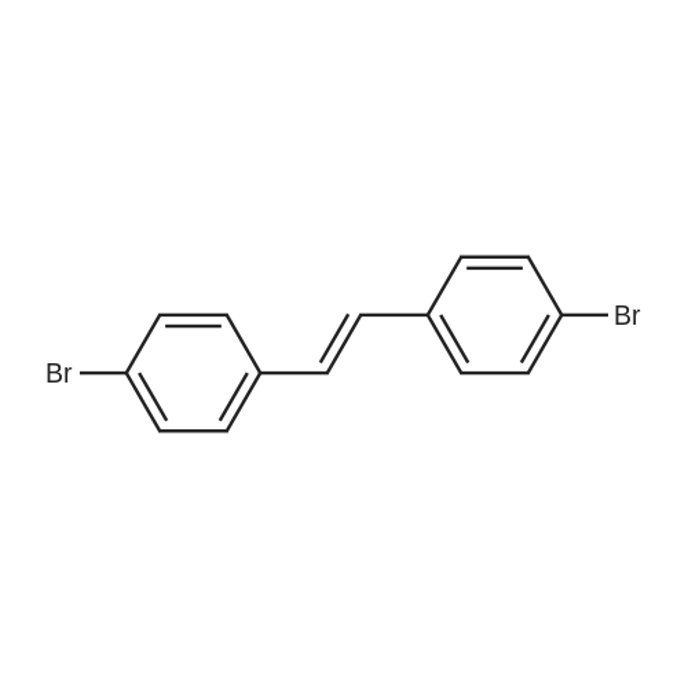(E)-1,2-Bis(4-bromophenyl)ethene