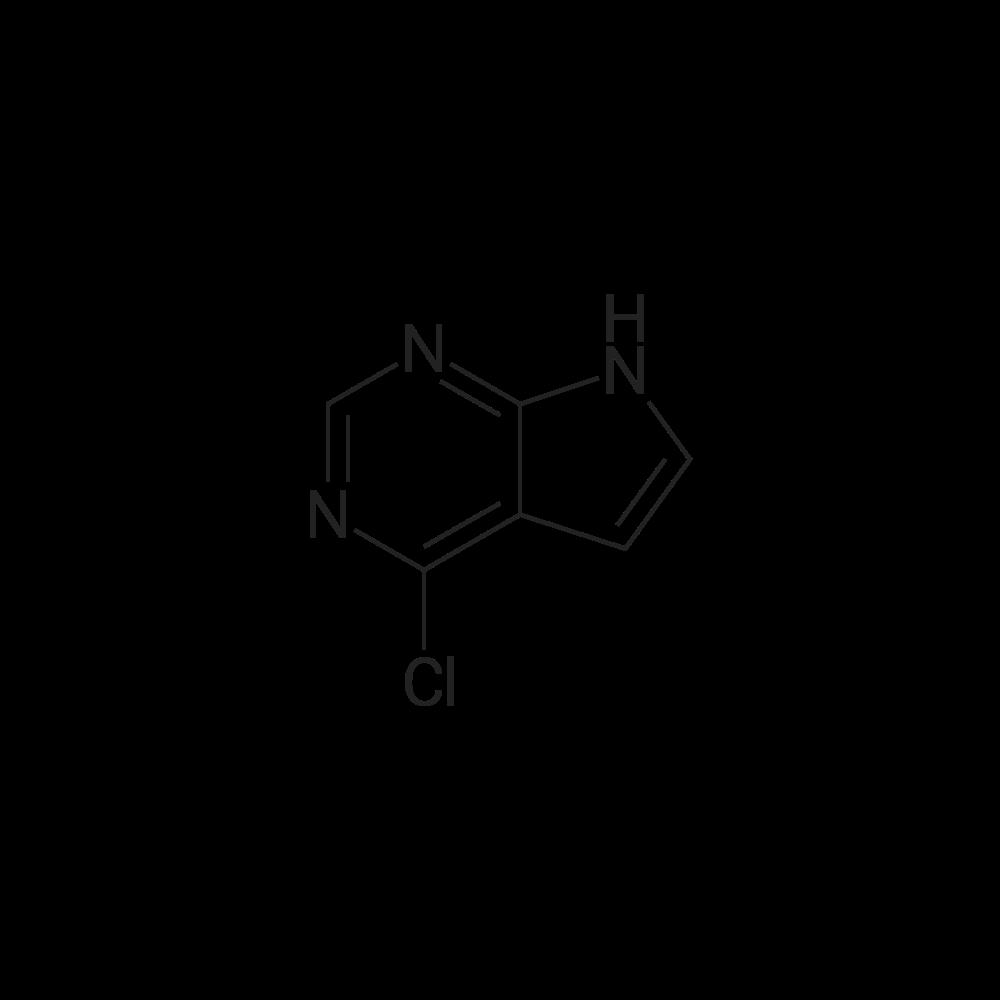 4-Chloro-7H-pyrrolo[2,3-d]pyrimidine