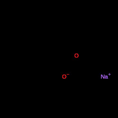 4-Methylpent-3-enoic acid, sodium salt