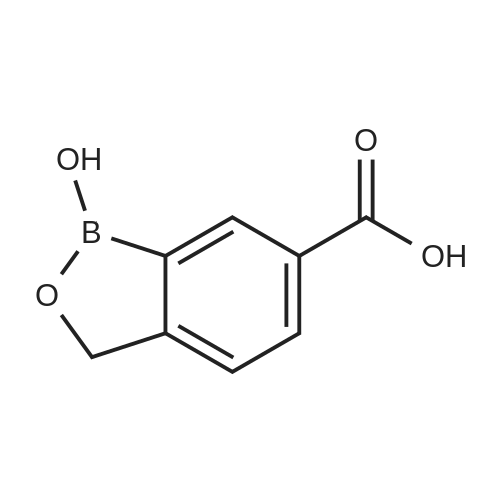 1-Hydroxy-1,3-dihydrobenzo[c][1,2]oxaborole-6-carboxylic acid