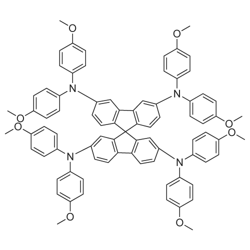 N2,N2,N2',N2',N7,N7,N7',N7'-Octakis(4-methoxyphenyl)-9,9'-spirobi[fluorene]-2,2',7,7'-tetraamine
