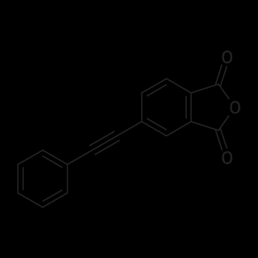 5-(Phenylethynyl)isobenzofuran-1,3-dione
