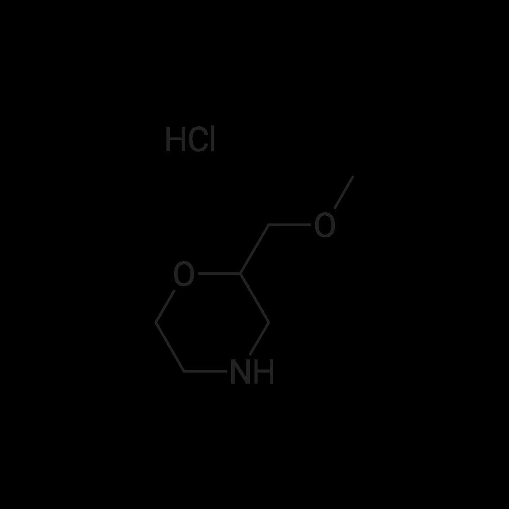 2-(Methoxymethyl)morpholine hydrochloride