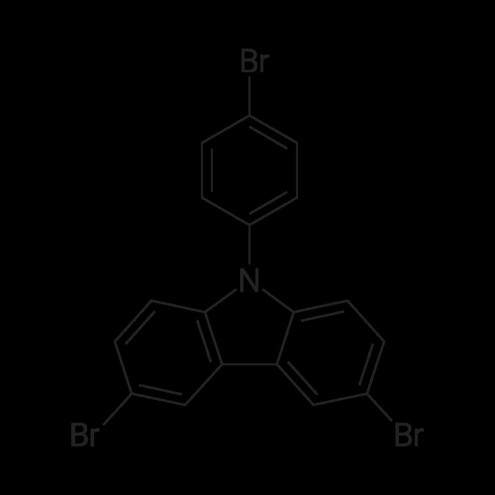 3,6-Dibromo-9-(4-bromophenyl)-9H-carbazole