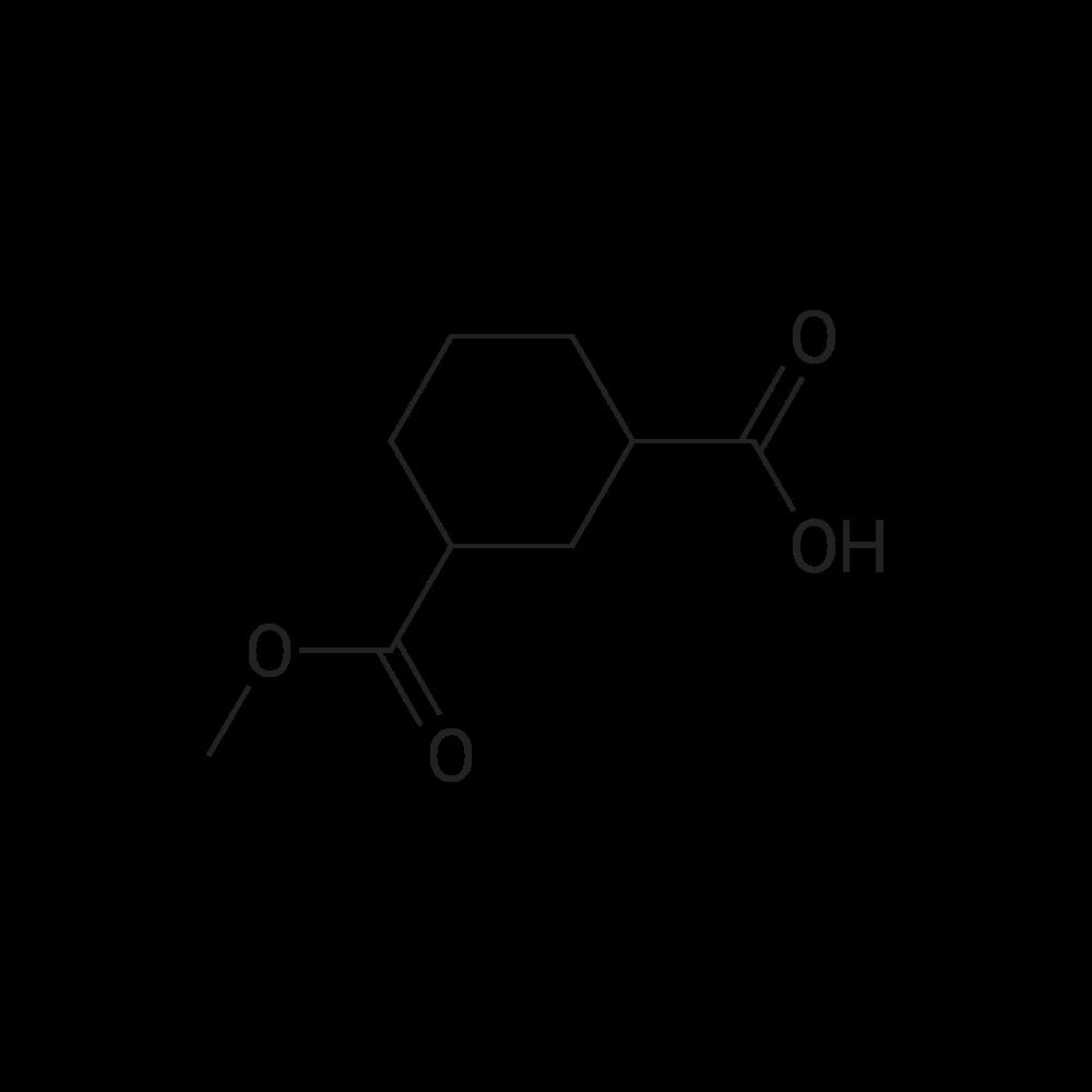 3-(Methoxycarbonyl)cyclohexanecarboxylic acid