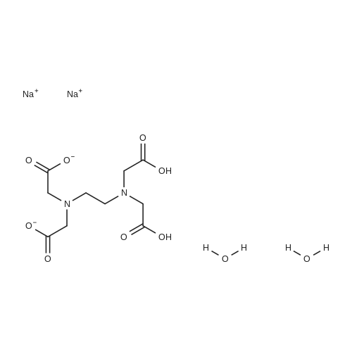Chemical Structure| 6381-92-6