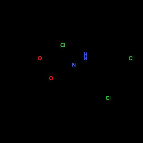 Ethyl 2-chloro-2-[2-(3,5-dichlorophenyl)hydrazono] acetate