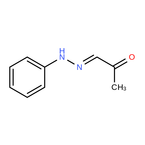 1-(2-Phenylhydrazono)propan-2-one