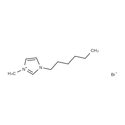 1-Hexyl-3-methylimidazolium bromide