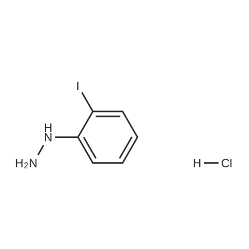 (2-Iodophenyl)hydrazine hydrochloride