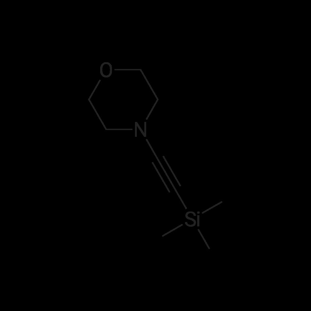 4-((Trimethylsilyl)ethynyl)morpholine