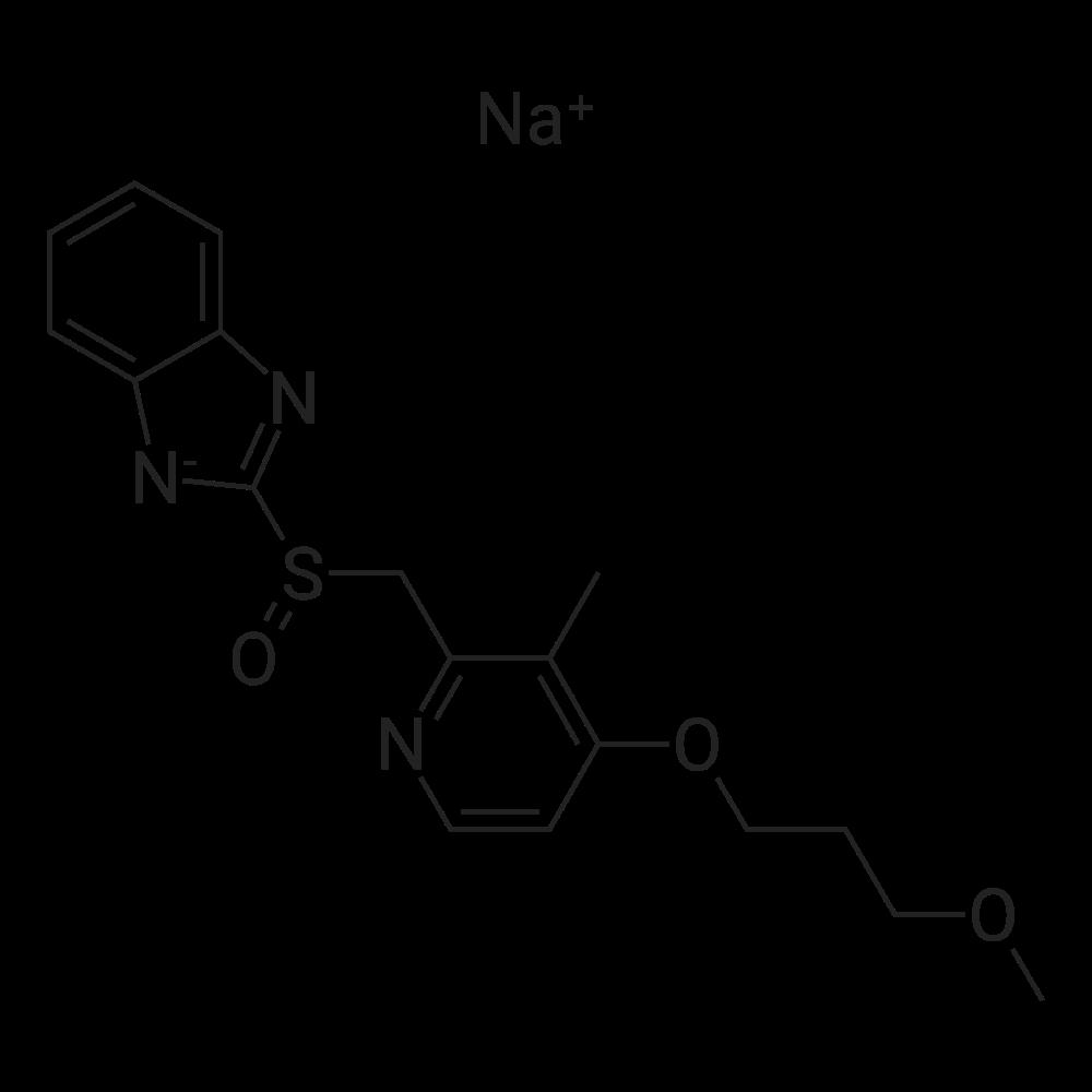 Rabeprazole sodium