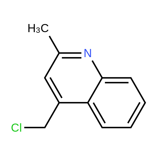4-(Chloromethyl)-2-methylquinoline