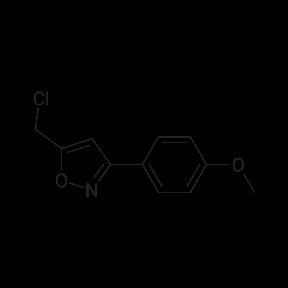5-(Chloromethyl)-3-(4-methoxyphenyl)isoxazole