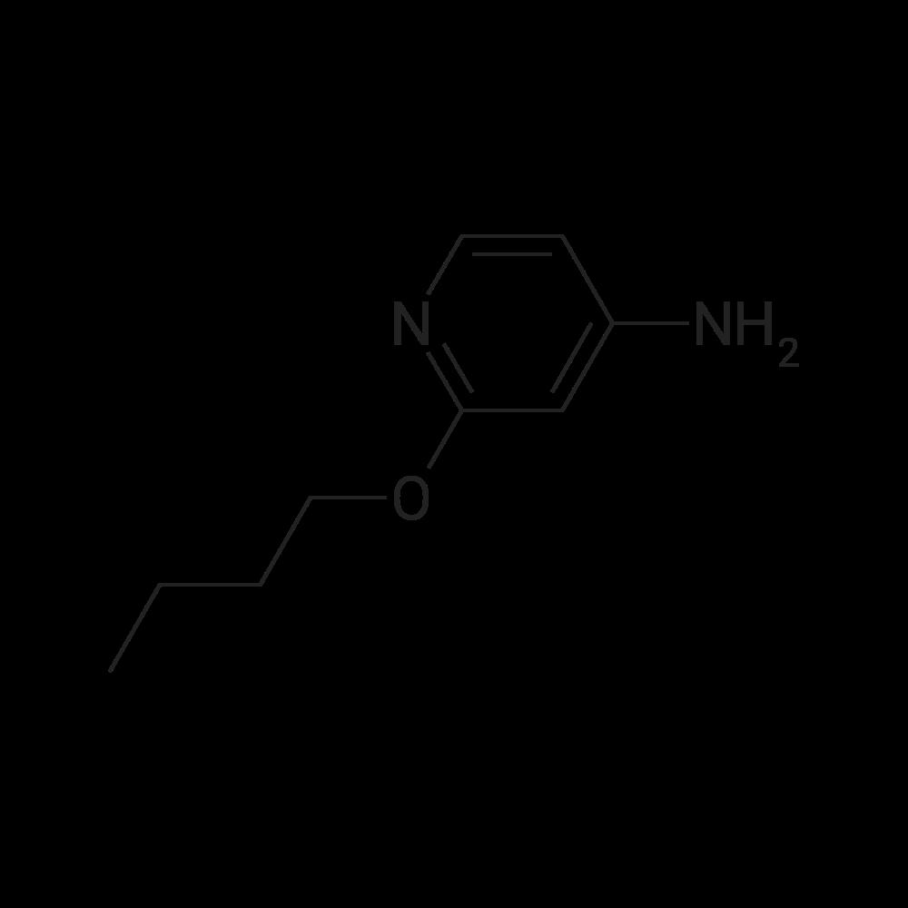 2-Butoxypyridin-4-amine
