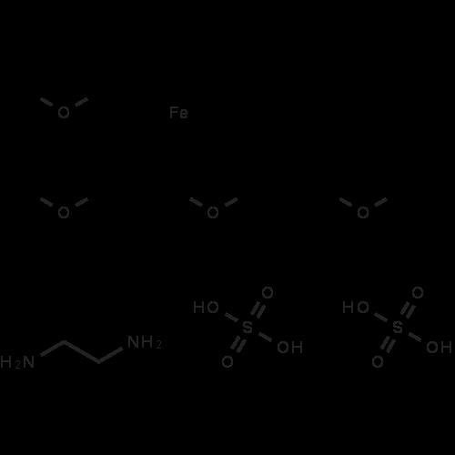 Iron(II) Ethylenediammonium Sulfate Tetrahydrate