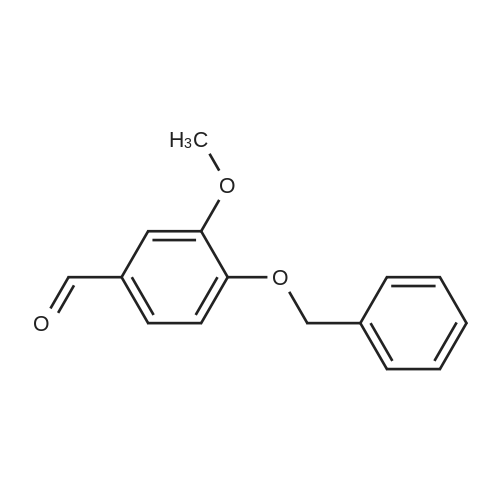 4-Benzyloxy-3-methoxybenzaldehyde