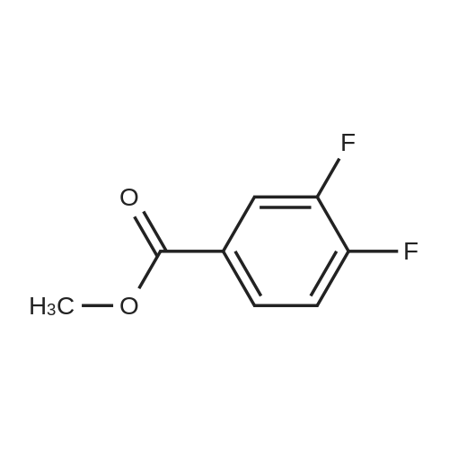 Chemical Structure| 369-25-5