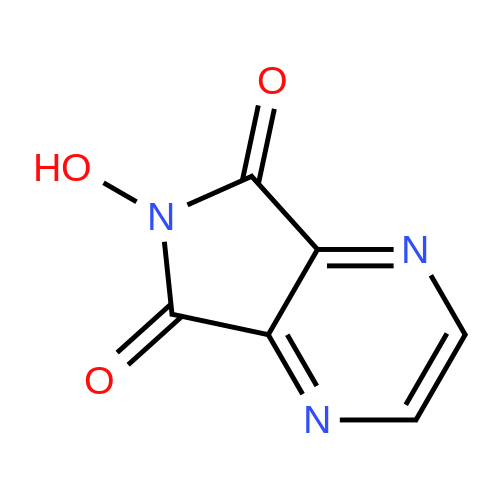 6-Hydroxy-5H-pyrrolo[3,4-b]pyrazine-5,7(6H)-dione