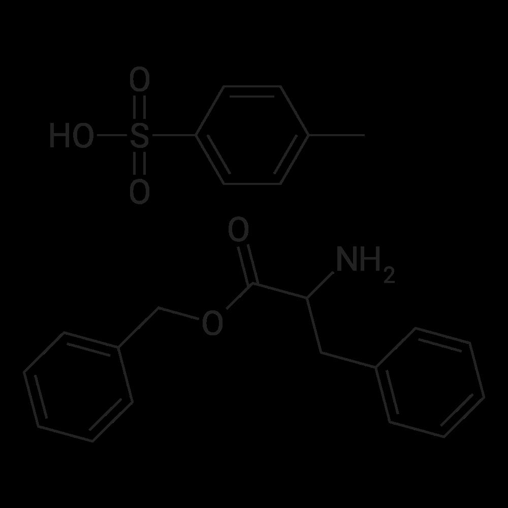 Benzyl 2-amino-3-phenylpropanoate 4-methylbenzenesulfonate