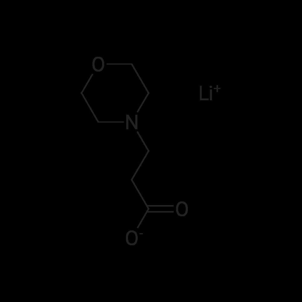 Lithium 3-morpholinopropanoate
