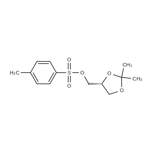(R)-(2,2-Dimethyl-1,3-dioxolan-4-yl)methyl 4-methylbenzenesulfonate