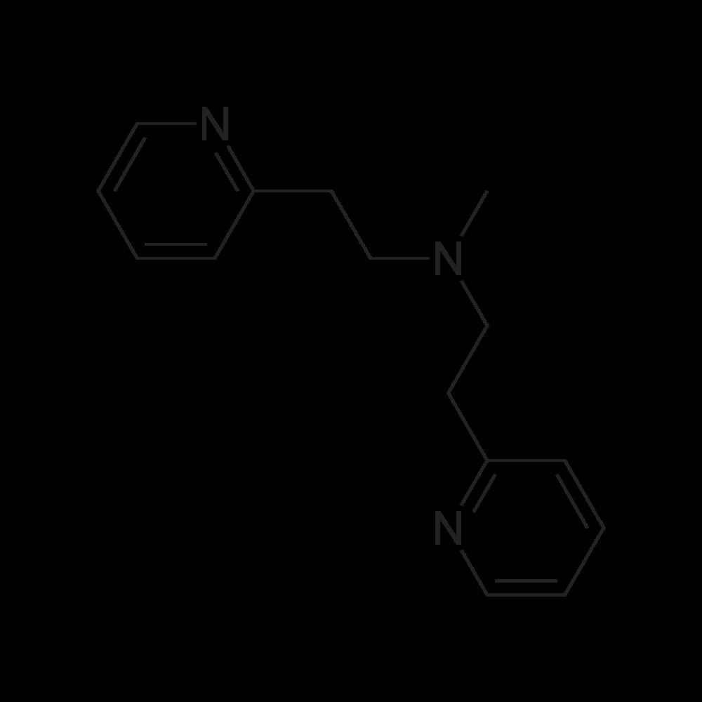 N-Methyl-2-(pyridin-2-yl)-N-(2-(pyridin-2-yl)ethyl)ethanamine