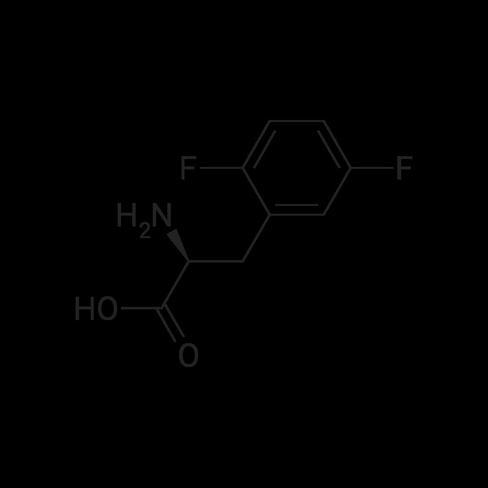 (S)-2-Amino-3-(2,5-difluorophenyl)propanoic acid