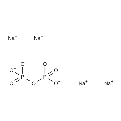 Chemical Structure| 7722-88-5