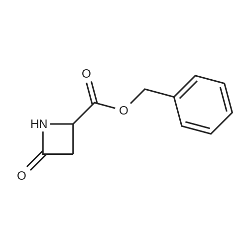 Benzyl 4-oxoazetidine-2-carboxylate