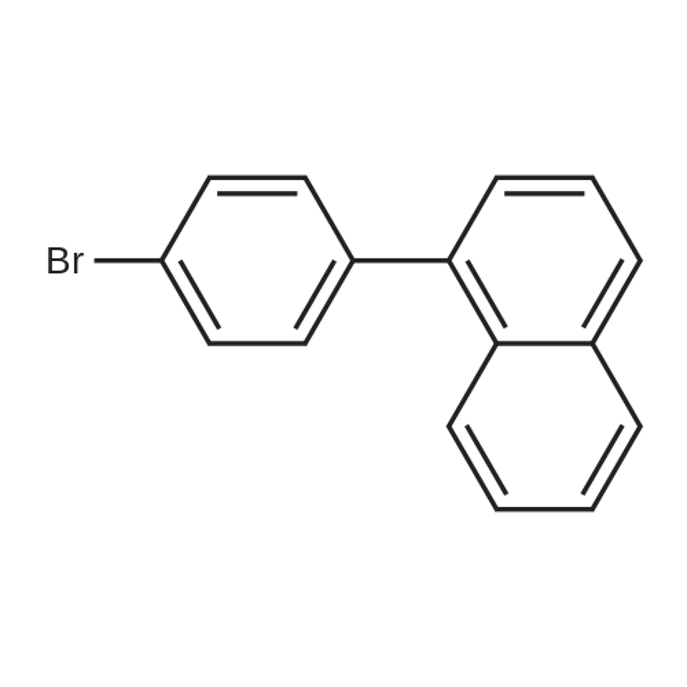 1-(4-Bromophenyl)naphthalene