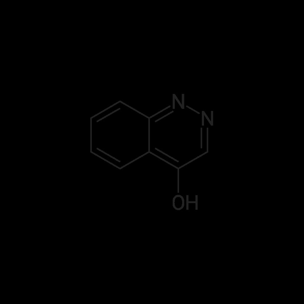 Cinnolin-4-ol