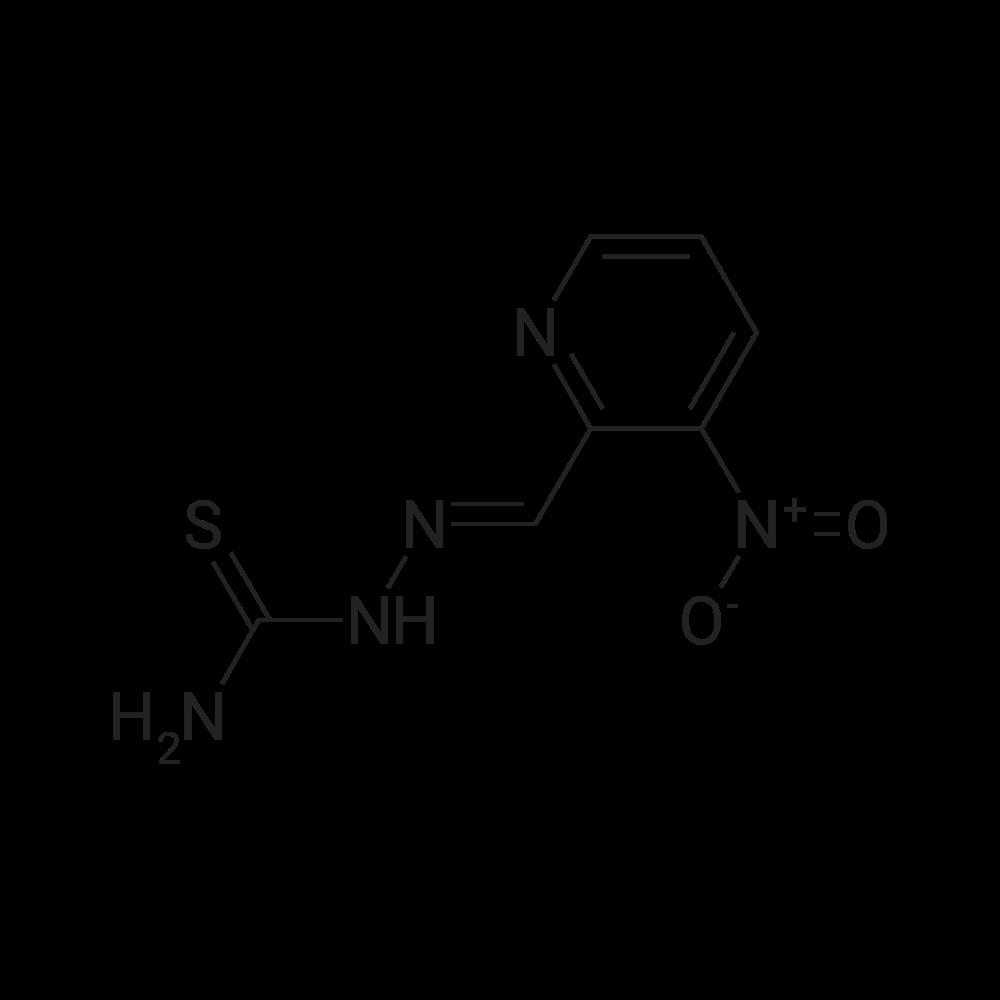 (E)-2-((3-Nitropyridin-2-yl)methylene)hydrazinecarbothioamide