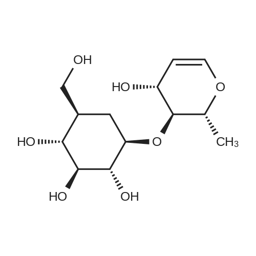 Chemical Structure| 490-51-7
