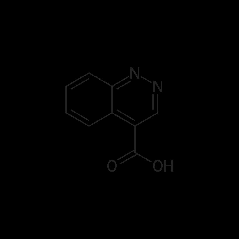 Cinnoline-4-carboxylic acid