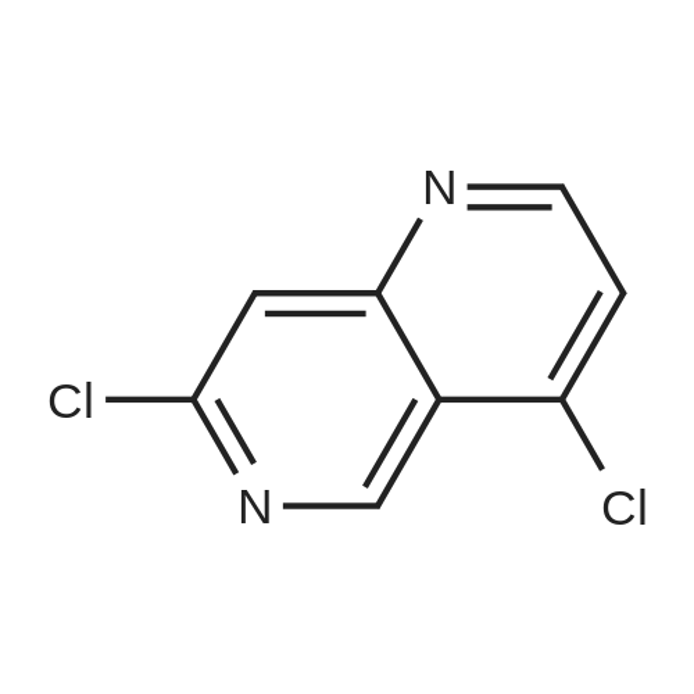 4,7-Dichloro-1,6-naphthyridine
