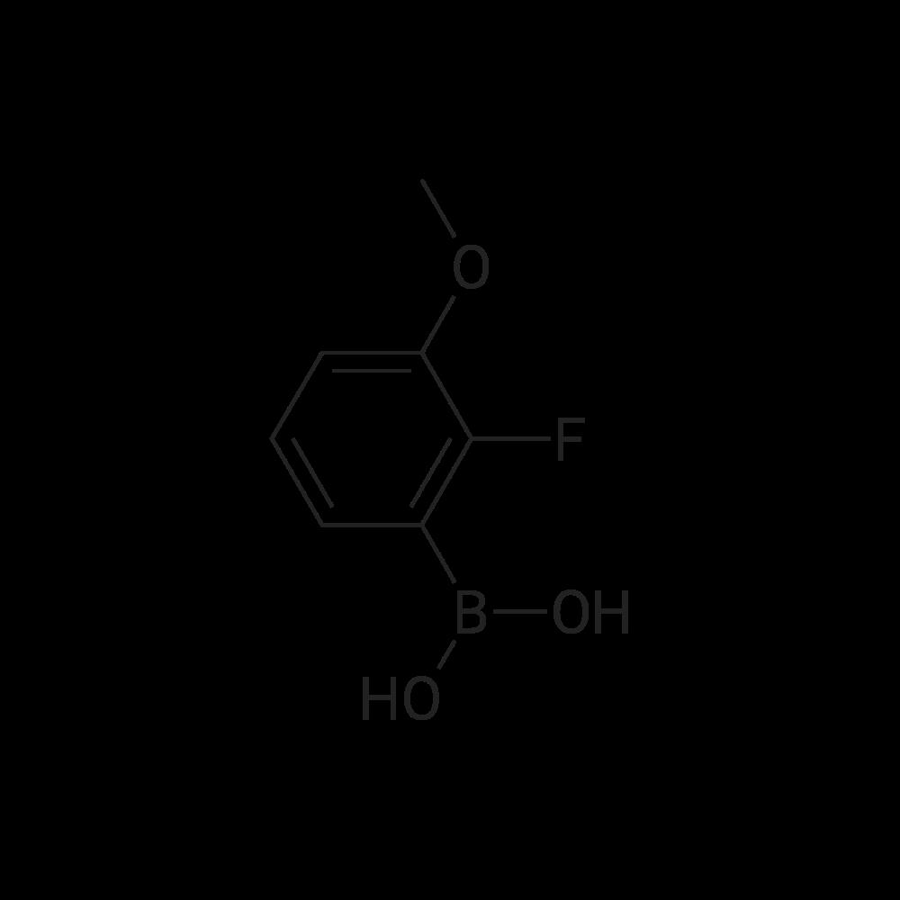 (2-Fluoro-3-methoxyphenyl)boronic acid