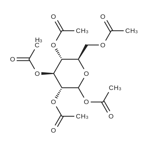 Chemical Structure| 83-87-4