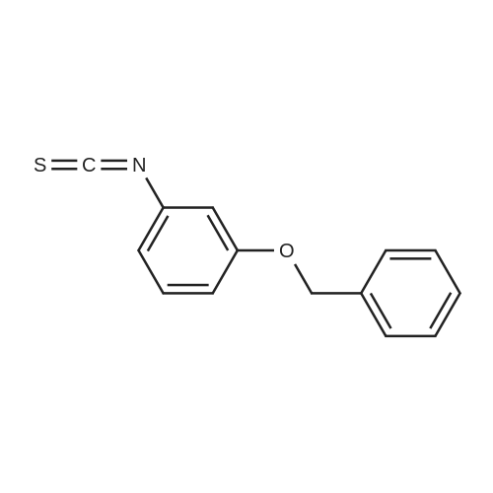 3-Benzyloxyphenylisothiocyanate