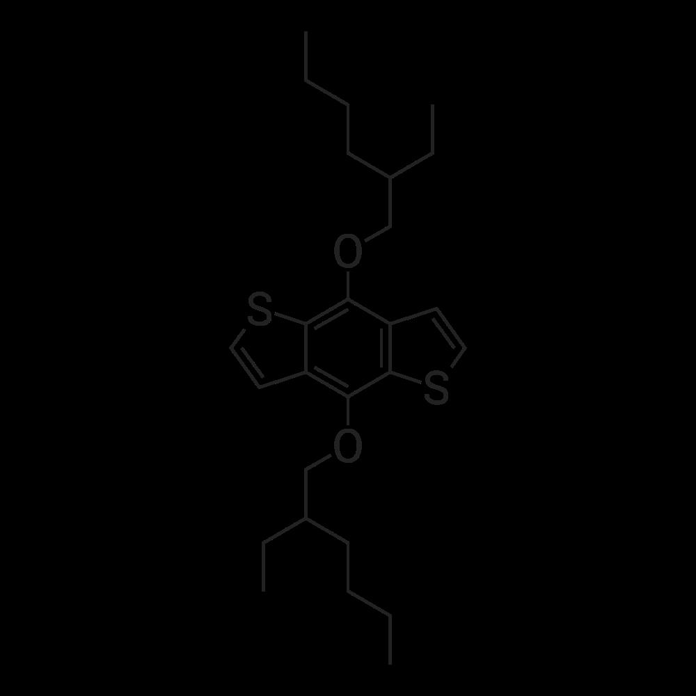 4,8-Bis((2-ethylhexyl)oxy)benzo[1,2-b:4,5-b']dithiophene