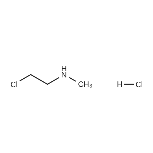 2-Chloro-N-methylethanamine hydrochloride
